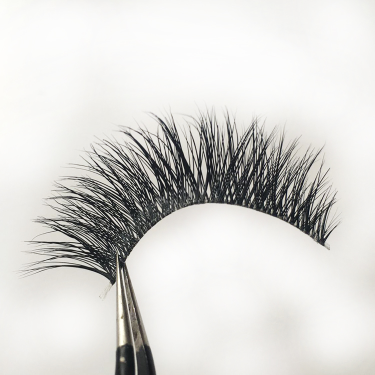 OEM mink 3d lashes with custom brand boxesEJ16